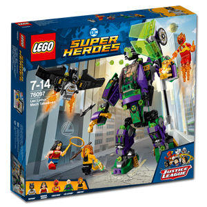 LEGO Super Heroes: Lex Luthor Mech Takedown (76097)