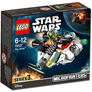 LEGO Star Wars: The Ghost -Microfighters- (75127)