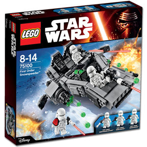 LEGO Star Wars: First Order Snowspeeder (75100)