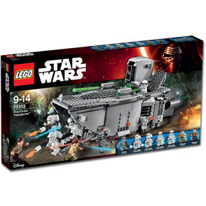 LEGO Star Wars: First Order Transporter (75103)