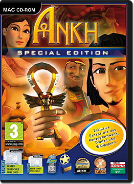 Ankh - Special Edition