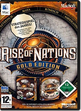 Rise of Nations Gold Edition
