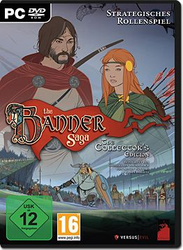 The Banner Saga - Collector's Edition