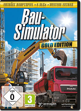 Bau-Simulator 2015 - Gold Edition