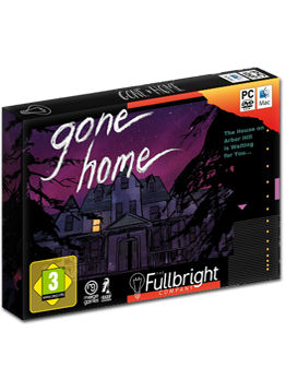 Gone Home - Collector's Edition
