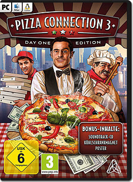 Pizza Connection 3 - Day 1 Edition