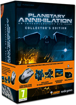 Planetary Annihilation - Collector's Edition