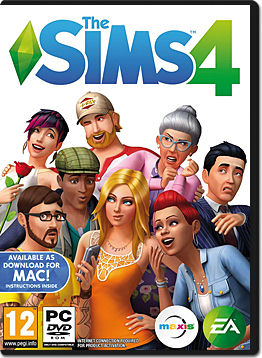Die Sims 4 (Code in a Box)
