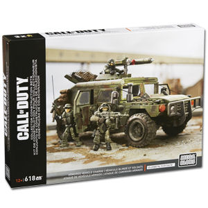 MEGA BLOKS Call of Duty: Armored Vehicle Charge (DPB57)