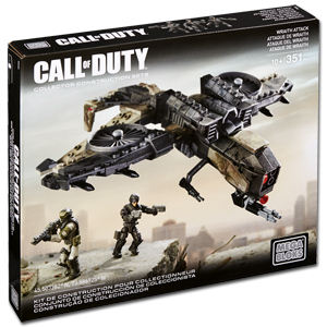 MEGA BLOKS Call of Duty: Wraith-Attacke (DKX54)