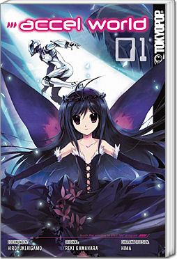Accel World, Band 01