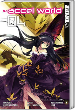 Accel World, Band 04