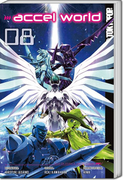 Accel World, Band 08