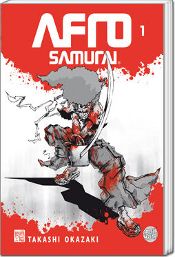 Afro Samurai, Band 1