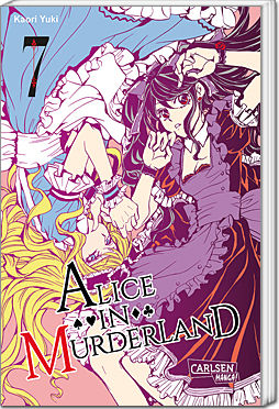 Alice in Murderland, Band 07