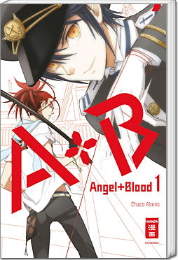 A+B - Angel+Blood, Band 1