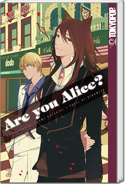 Are you Alice?, Band 02