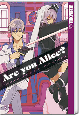 Are you Alice?, Band 03