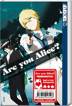 Are you Alice? - Wonderland Pack (Band 01+02)