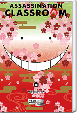 Assassination Classroom, Band 18