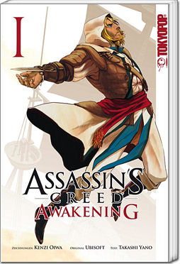 Assassin's Creed: Awakening, Band 1