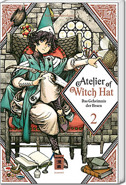 Atelier of Witch Hat 02 - Limited Edition