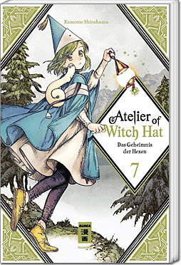 Atelier of Witch Hat 07 - Limited Edition