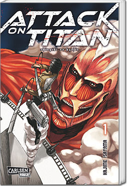Attack on Titan, Band 01