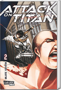 Attack on Titan, Band 02