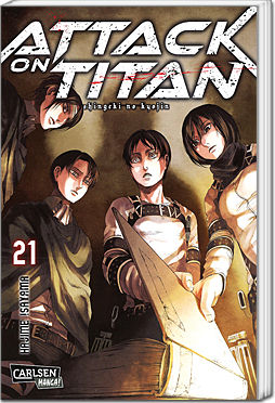 Attack on Titan, Band 21