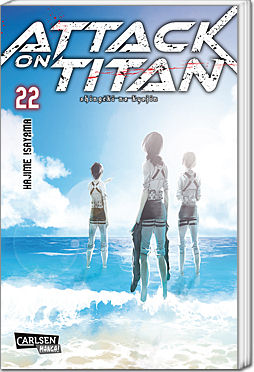 Attack on Titan, Band 22