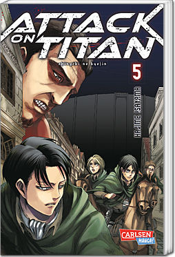 Attack on Titan, Band 05