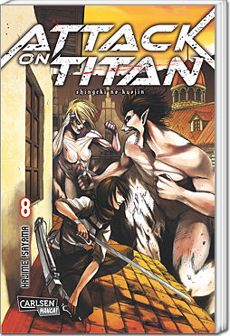Attack on Titan, Band 08