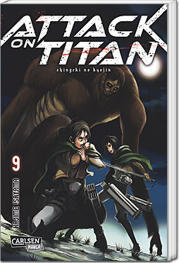 Attack on Titan, Band 09