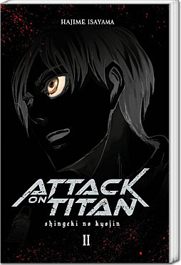 Attack on Titan - Deluxe 02 (Band 04-06)