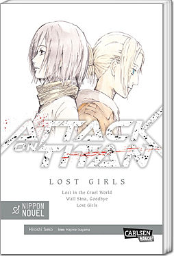 Attack on Titan -Light Novel-, Lost Girls