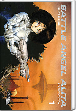 Battle Angel Alita, Band 01 - Perfect Edition