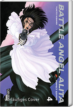 Battle Angel Alita 04 - Perfect Edition