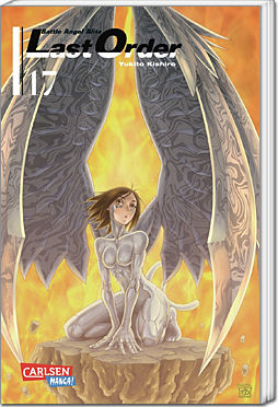 Battle Angel Alita: Last Order, Band 17