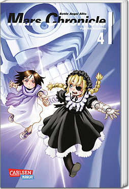 Battle Angel Alita: Mars Chronicle, Band 04