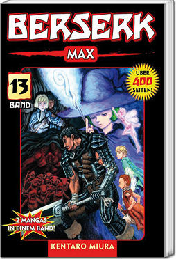 Berserk Max (2in1), Band 13