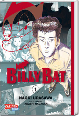 Billy Bat, Band 01