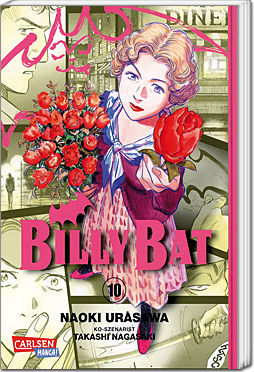 Billy Bat, Band 10