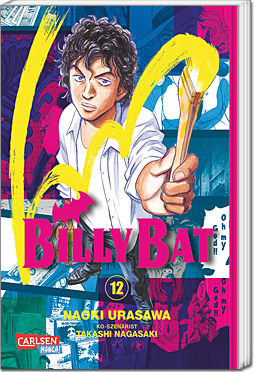 Billy Bat, Band 12