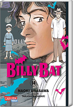 Billy Bat, Band 14