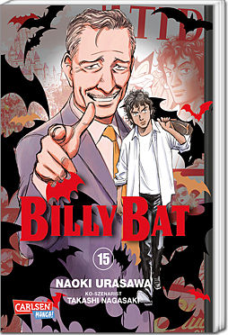Billy Bat, Band 15