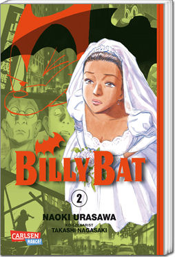 Billy Bat, Band 02