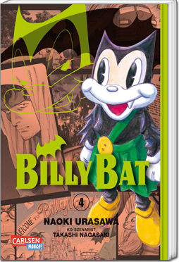 Billy Bat, Band 04