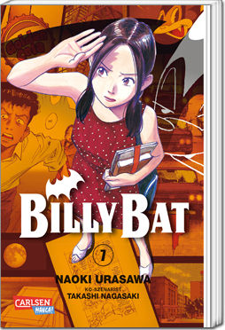 Billy Bat, Band 07