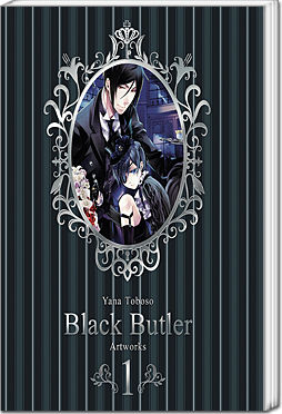 Black Butler Artworks, Band 01